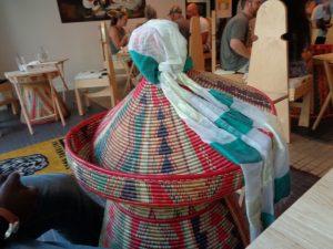 Mesob Basket