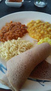 Gojo Buffet Veggie Plate