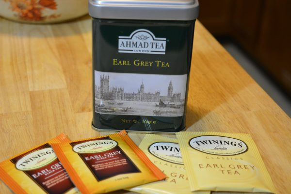 Earl Grey Two Brands