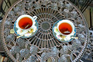 Tea for Two by Heart of Pixie