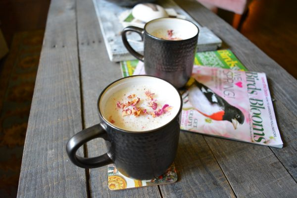 Earl Grey Rose Latte © Heart of Pixie