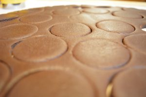Oreo Cookie Cutouts