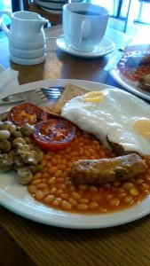 Full English at The Corner UK by Heart of Pixie