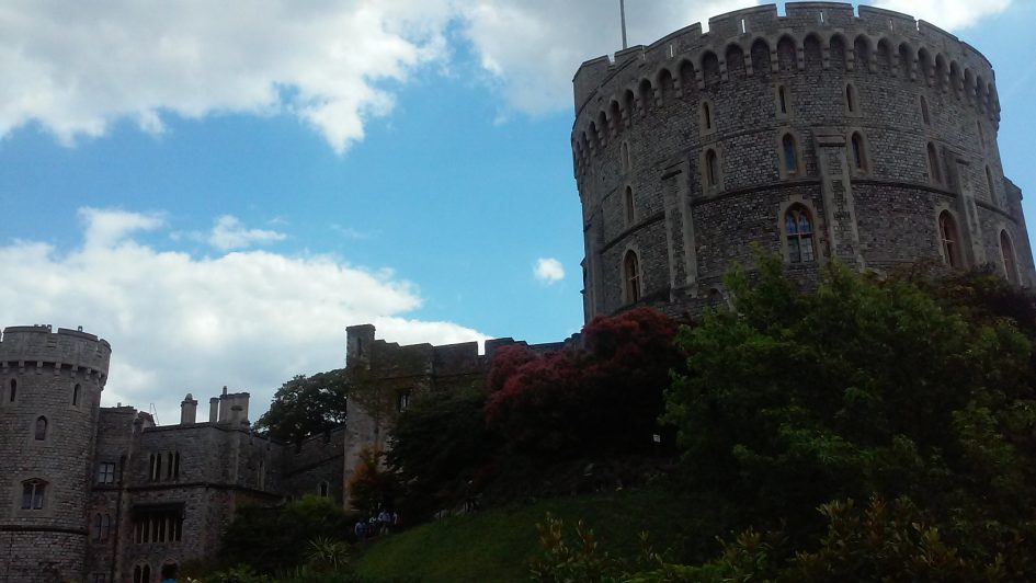 Windsor Castle by Heart of Pixie