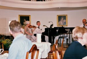 Pump House Room Orchestral Trio by Heart of Pixie