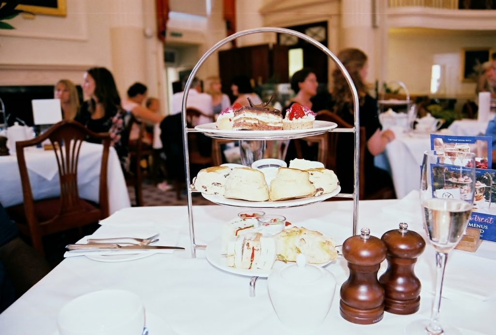 Pump House Room Afternoon Tea by Heart of Pixie