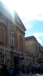 Roman Baths Que by Heart of Pixie