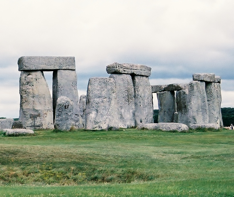 Stonehenge by Heart of Pixie