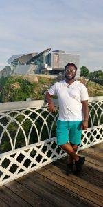 Kenton on Bridge in TN by HOP