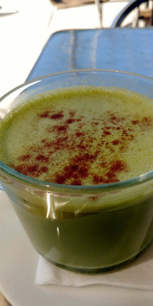 Matcha Latte Southern Squeeze by Heart of Pixie