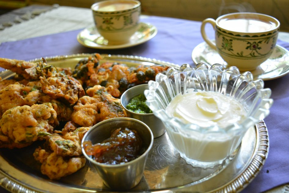Indian-Inspired Tea for Two