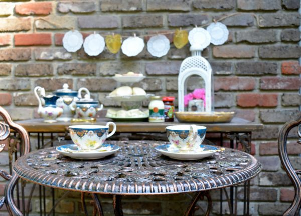 A small afternoon tea. by Heart of Pixie