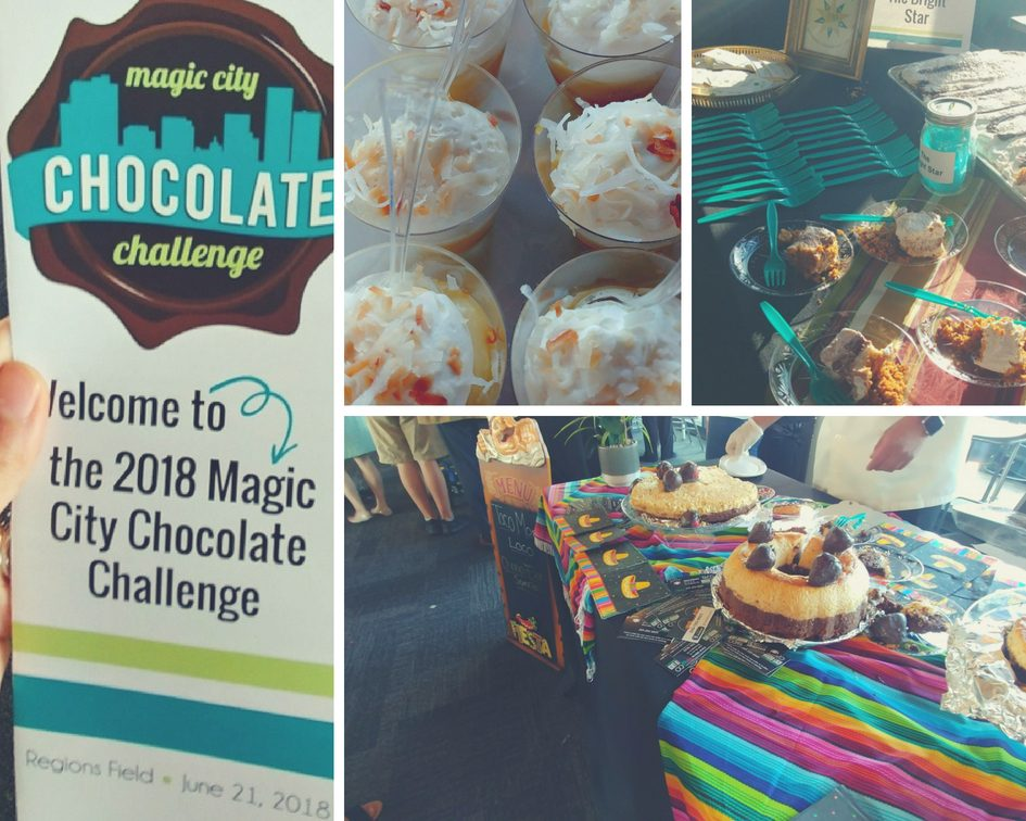 2018 Magic City Chocolate Challenge Collage by Heart of Pixie