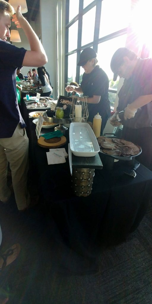 Savoie Catering at Choco Challenge by Heart of Pixie